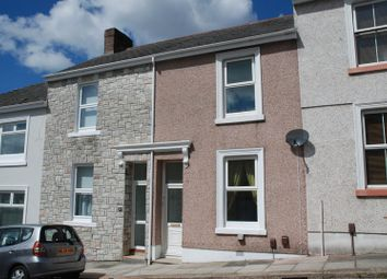Thumbnail 2 bed terraced house to rent in Wesley Place, Mutley, Plymouth