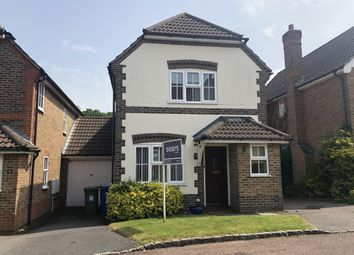 Thumbnail 3 bed detached house to rent in Saturn Croft, Winkfield Row