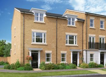 "Thumbnail 4 bed town house for sale in ""The Hawking"" at Parsonage Road, Horsham, West Sussex, Horsham"