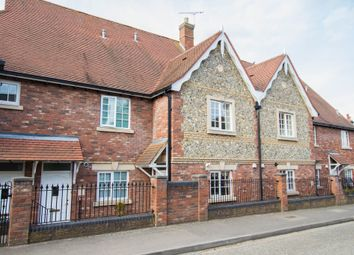 Thumbnail 3 bedroom town house for sale in West Road, Saffron Walden
