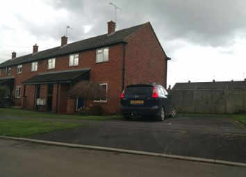 Thumbnail End terrace house for sale in Varsity Way, Locking, Weston-Super-Mare