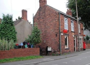 Thumbnail 2 bed end terrace house to rent in Top Road, Calow, Chesterfield