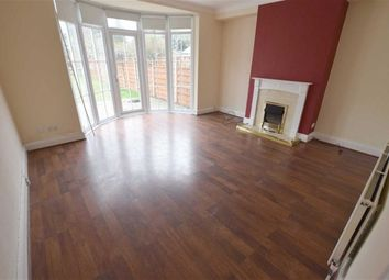 Thumbnail 3 bed semi-detached house to rent in Lewes Road, North Finchley, London
