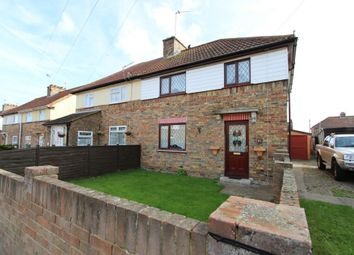 Thumbnail 3 bedroom semi-detached house for sale in Arthur Road, Deal