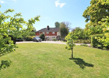 Thumbnail 4 bed semi-detached house for sale in Ardleigh Road, Dedham, Colchester, Essex