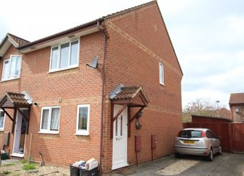 Thumbnail 2 bed semi-detached house for sale in Clipper Close, Bridgwater