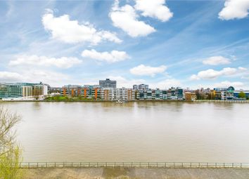 Thumbnail 3 bed flat to rent in Somerville Avenue, Harrods Village, Barnes, London