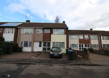 Thumbnail 3 bed end terrace house for sale in Langdale Avenue, Holbrooks