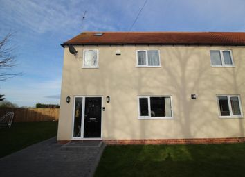 Thumbnail 3 bedroom semi-detached house to rent in The Green, Ponteland, Northumberland