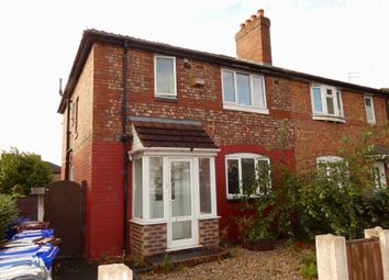 Thumbnail 3 bed semi-detached house for sale in Mauldeth Road West, Withington, Manchester