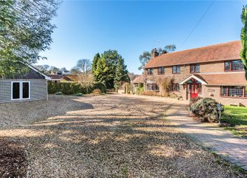 Abbotswell Road, Blissford, Fordingbridge, Hampshire SP6. 4 bed detached house for sale