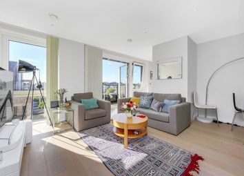 Thumbnail 1 bed flat to rent in The Merchant Building, 38 Wharf Road, London