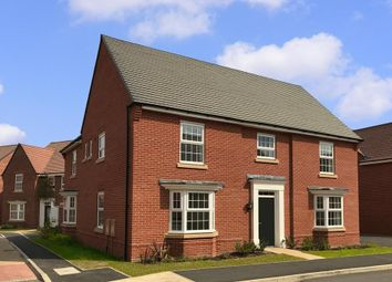 "Thumbnail 5 bed detached house for sale in ""Henley"" at Stoke Road, Poringland, Norwich"
