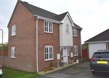 Thumbnail 3 bed detached house for sale in Bevil Close, Soloman Drive, Bideford