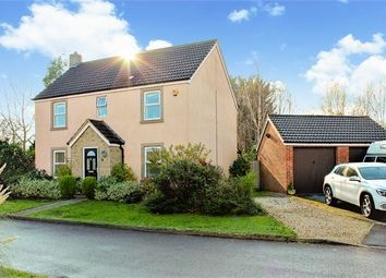 Thumbnail 4 bed detached house for sale in Shadow Walk, Elborough Village, Weston Super Mare, North Somerset.