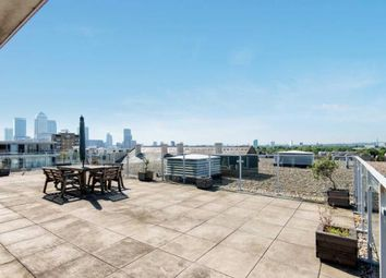Thumbnail 3 bed flat to rent in Narrow Street, Limehouse