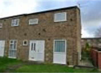 Thumbnail 3 bed end terrace house to rent in Watergall, Bretton, Peterborough, Cambridgeshire