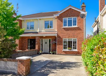 Thumbnail 4 bed semi-detached house for sale in 25 The Drive, Millmount Abbey, Drogheda, Louth