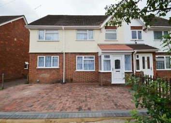 Thumbnail 6 bed semi-detached house to rent in Barlee Crescent, Uxbridge