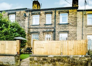 4 bed terraced house for sale in Manor Street, Huddersfield, West Yorkshire HD4