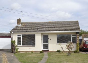 Thumbnail 2 bed bungalow to rent in Sandwich Road, Brightlingsea, Colchester