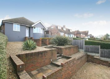 Thumbnail 2 bedroom detached bungalow for sale in Ashford Road, Canterbury