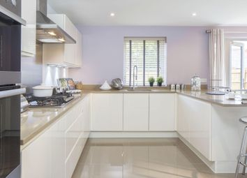"""Thumbnail 4 bedroom detached house for sale in """"Allendale"""" at London Road, Hook"""