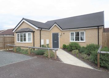 Thumbnail 3 bed bungalow to rent in Lake Close, March