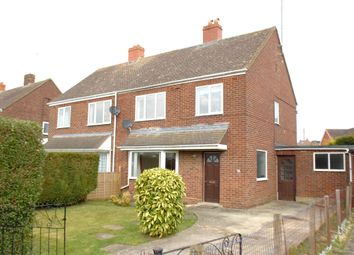 Thumbnail 3 bed semi-detached house for sale in Crescent Road, Stonehouse, Gloucestershire