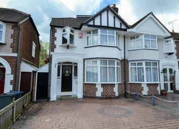 Thumbnail 4 bed semi-detached house for sale in Steel Road, Northfield, Birmingham