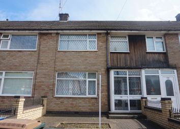 Thumbnail 3 bed terraced house to rent in Binley Road, Binley, Coventry