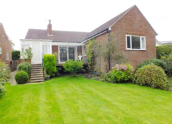 Thumbnail 4 bed detached bungalow for sale in The Drive, Alwoodley, Leeds