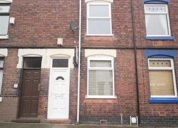 Thumbnail 2 bed terraced house to rent in Paynter Street, Fenton Stoke On Trent