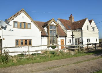 Thumbnail 4 bed detached house for sale in Plum Street, Glemsford, Sudbury