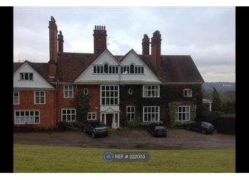 Thumbnail 3 bed flat to rent in Rosehill, Henley On Thames