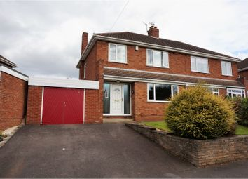 Thumbnail 3 bed semi-detached house for sale in Cherry Orchard Avenue, Halesowen
