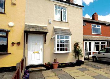 Thumbnail 2 bed terraced house for sale in School Lane, Rixton, Warrington