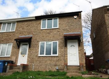 Thumbnail 2 bed end terrace house to rent in Acer Grove, Ipswich, Suffolk