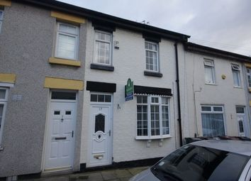 Thumbnail 2 bed terraced house for sale in William Street, Prescot