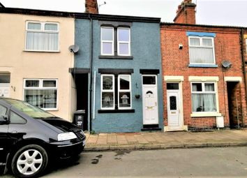 Thumbnail 2 bed terraced house to rent in Judges Street, Loughborough