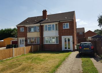 Thumbnail 5 bed semi-detached house to rent in Ambrose Close, Worcester
