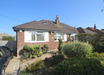 Summerlands Road, Willingdon, Eastbourne BN22. 4 bed semi-detached bungalow