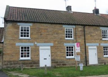 Thumbnail 2 bed cottage to rent in Hutton-Le-Hole, York