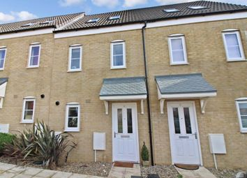 Thumbnail 3 bed terraced house for sale in Lupton Close, Oulton Broad, Lowestoft