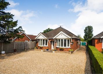 Thumbnail 4 bed detached bungalow for sale in Hawthorn Road, Cherry Willingham