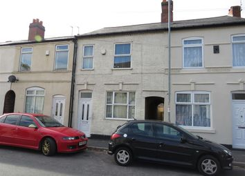 Thumbnail 3 bed terraced house for sale in Cook Street, Darlaston, Wednesbury