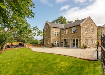 Thumbnail 5 bed detached house for sale in Stones Lane, Linthwaite, Huddersfield