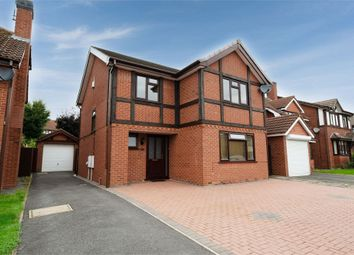 4 bed detached house for sale in Neville Road, Western Park, Leicester LE3