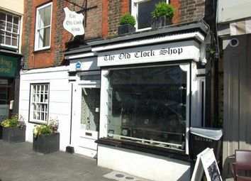 Thumbnail Retail premises to let in High Street, West Malling