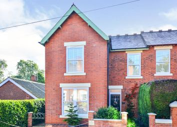 Thumbnail 3 bed semi-detached house for sale in Howitt Street, Heanor